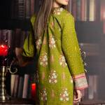 Printed Embroidered Stitched Kurtis By Threadz 2016 6
