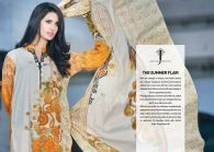 Summer Casual Designer Lawn By Jubilee Textiles 2016 2