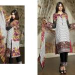 Swiss Lawn Party Wear Dresses Nation By Riaz Arts 2016 6