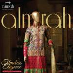 Almirah Eid Dresses Traditional Wear 2016
