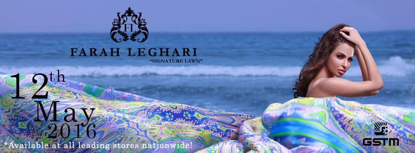 Farah Leghari Signature Lawn Dresses