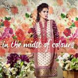 Feminine Embroidered Lawn Collection By Shariq Textiles 2016 2