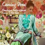 Feminine Embroidered Lawn Collection By Shariq Textiles 2016 6