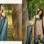 Firdous Lawn Eid Collection Printed Dresses 2016 10