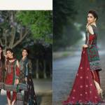 Firdous Lawn Eid Collection Printed Dresses 2016 27