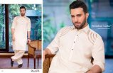 Gul Ahmed Men Eid Shalwar Kameez Collection 2016 4