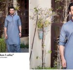 Gul Ahmed Men Eid Shalwar Kameez Collection 2016 7