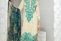 Khaadi Eid Fluidity of Florals Collection 2016