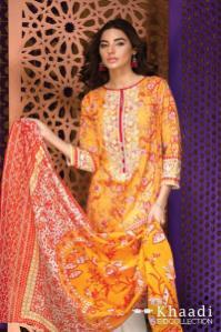 Khaadi Eid Print Blast Summer Collection 2016 8
