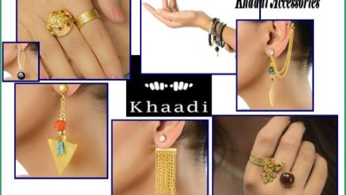 Khaadi Fashion Accessories For This Summer & Eid
