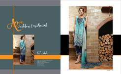Komal Lawn Fancy Dresses By LSM Fabrics 2016 13