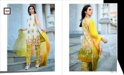 Komal Lawn Fancy Dresses By LSM Fabrics 2016 6