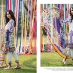 Limelight Unstitched Lawn Dresses For Summer 2016 6