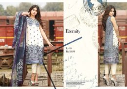 Limelight Unstitched Lawn Dresses For Summer 2016 9