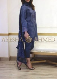 Luxury Pret Summer Collection By Ayesha Ahmed 2016 3