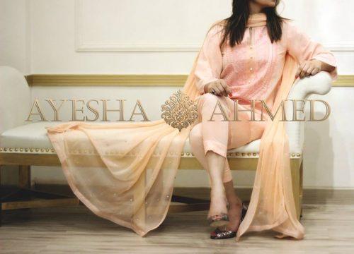 Luxury Pret Summer Collection