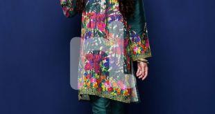 Nisha Eid Formal Collection Nishat Linen 2016