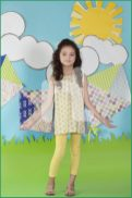 Nishat Linen Kids Eid Wear Summer 2016 11