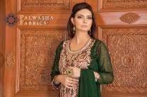 Palwasha Fabrics Eid Dresses Evening Wear 2016 10