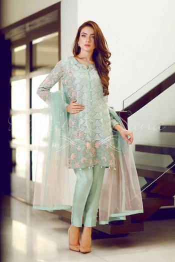 Riffat And Sana Eid Party Wear Dresses Summer 2016 12