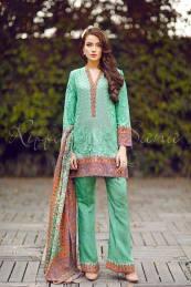 Riffat And Sana Eid Party Wear Dresses Summer 2016 17
