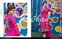Rujhan Eid Lawn Collection Embroidered Dresses 2016 17