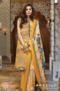 Tropical Paradise Khaadi Eid Lawn Dresses 2016 2