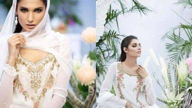 Zaheer Abbas Eid Fancy Dresses Summer 2016