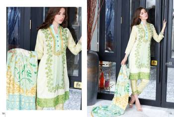 Al Zohaib Mahnoor Eid Lawn Fancy Dresses 2016 156