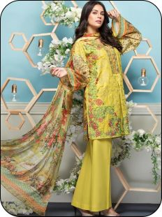 Beech Tree Fancy Eid Lawn Dresses Summer 2016 11