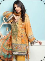 Beech Tree Fancy Eid Lawn Dresses Summer 2016 16