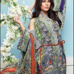 Beech Tree Fancy Eid Lawn Dresses Summer 2016 6
