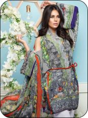 Beech Tree Fancy Eid Lawn Dresses Summer 2016 6