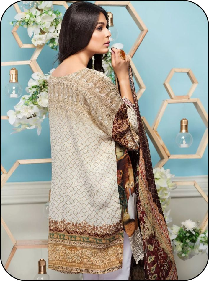Beech Tree Fancy Eid Lawn Dresses