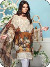 Beech Tree Fancy Eid Lawn Dresses Summer 2016 8