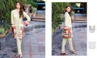Belle 2 Piece Embroidered Eid Lawn By Charizma 2016 16
