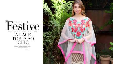 Belle 2 Piece Embroidered Eid Lawn