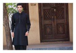 Bonanza Men Eid Kurta Shalwar Summer 2016 5