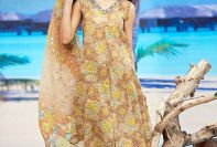 Casual Eid Lawn By Bashir Ahmed Textiles 2016