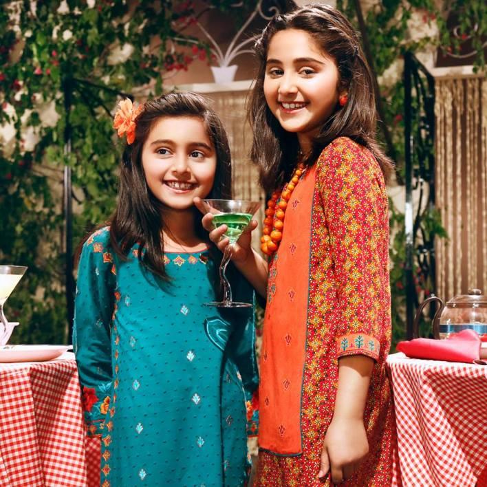 Edenrobe Eid Family Collection