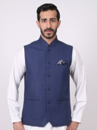 Edenrobe Eid Mens Waistcoat Collection 2016 2