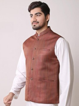 Edenrobe Eid Mens Waistcoat Collection 2016 6