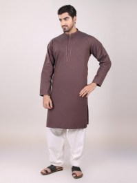 Edenrobe Men Eid Kurta Designs Summer 2016 3