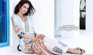 Embroidered Fancy Eid Lawn By Charizma 2016 3