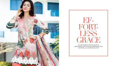 Embroidered Fancy Eid Lawn