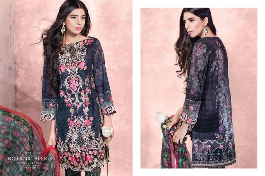 Ethnic Outfitters Luxury Eid Dresses 2016 9