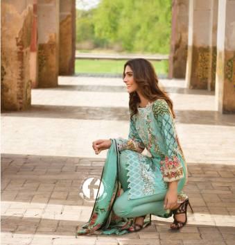 Excelencia Eid Festive Collection By Firdous Cloth Mills 2016 13