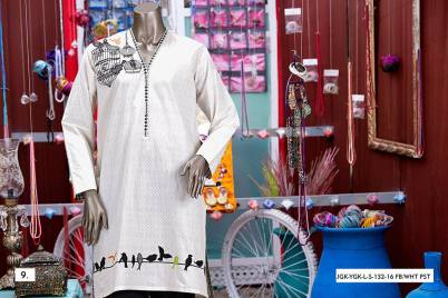 Junaid Jamshed Pret Eid Dresses Colorful Collection 2016 9