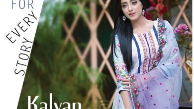 Kalyan Eid Fancy Dresses By ZS Textiles 2016