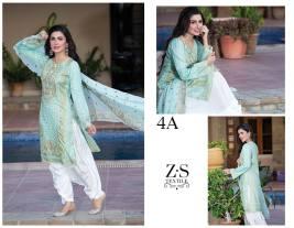 Kalyan Limited Eid Collection ZS Textiles 2016 10